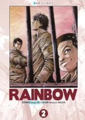 Rainbow - ultimate edition T.2 - Couverture - Format classique