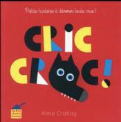 Cric croc ! - Couverture - Format classique