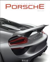 Puissance Porsche (édition 2017) - Couverture - Format classique