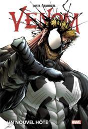 Venom T.1 ; un nouvel hôte - Couverture - Format classique