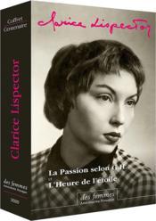 La passion selon G.H. ; l'heure de l'étoile - Couverture - Format classique