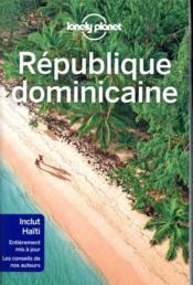 République Dominicaine (3e édition) - Couverture - Format classique