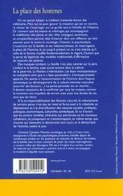 Place des hommes et les metamorphoses de la famille (la) - 4ème de couverture - Format classique