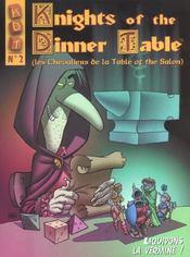 Knights Of The Dinner Table T.2 ; Liquidons La Vermine - Intérieur - Format classique