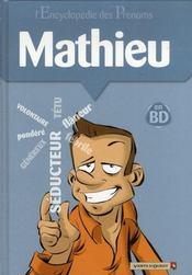 L'encyclopédie des prénoms t.24 ; Mathieu - Intérieur - Format classique