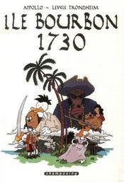 Île bourbon 1730 - Intérieur - Format classique