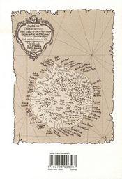 Île bourbon 1730 - 4ème de couverture - Format classique