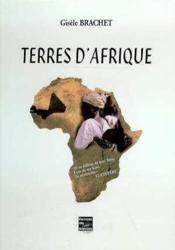 Terres D'Afrique - Couverture - Format classique