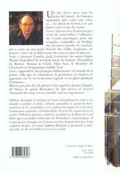 L'Almanach Du Crime Et Des Faits Divers - 4ème de couverture - Format classique