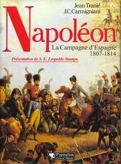 Napoleon Et La Campagne D'Allemagne - Intérieur - Format classique