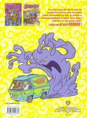 Scooby-doo t.2 ; pas de panique - 4ème de couverture - Format classique