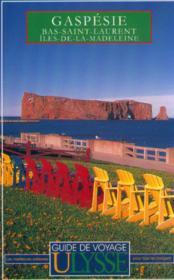 Gaspesie Bas Saint-Laurent Iles De La Madeleine - Couverture - Format classique
