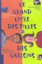 Le Grand Livre Des Filles Et Des Garcons - Intérieur - Format classique