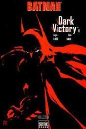 Batman Dark Victory T.1 - Couverture - Format classique