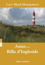 Anne... rilla d'ingleside. anne t 08 (compact) - Couverture - Format classique