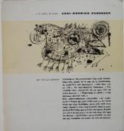 Carl Henning Pedersen. - Couverture - Format classique