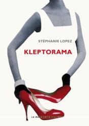 Kleptorama - Couverture - Format classique