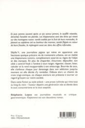 Kleptorama - 4ème de couverture - Format classique