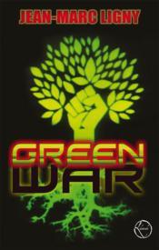 Green war - Couverture - Format classique