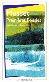 Premieres Poesies - Intérieur - Format classique