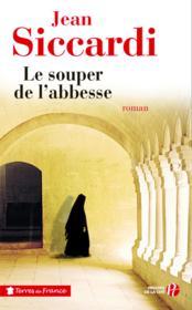 Le souper de l'abbesse - Couverture - Format classique