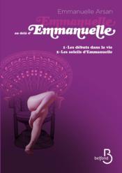 Emmanuelle au-delà d'Emmanuelle t.1 et t.2 - Couverture - Format classique