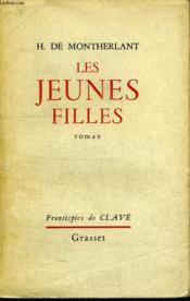Les Jeunes Filles. - Couverture - Format classique