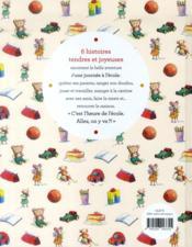 Petites histoires d'école - 4ème de couverture - Format classique