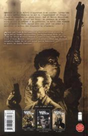 Sam & Twitch t.3 ; chasseurs de primes - 4ème de couverture - Format classique