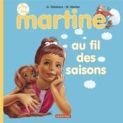 Martine au fil des saisons t.15 - Couverture - Format classique