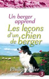 Un berger apprend les leçons d'un chien de berger - Couverture - Format classique
