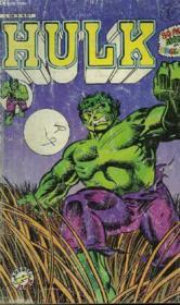 Hulk - Couverture - Format classique