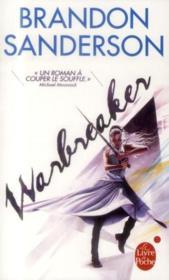 Warbreaker - Couverture - Format classique