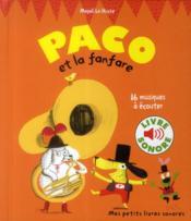 Paco et la fanfare - Couverture - Format classique