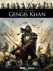 Gengis Khan - Couverture - Format classique