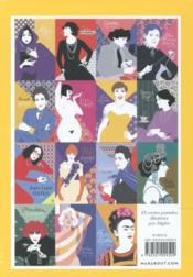 Cartes postales Diglee ; coffret - 4ème de couverture - Format classique
