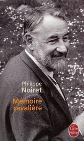 Mémoire cavalière - Intérieur - Format classique