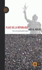 telecharger Place de la Republique – pour une spiritualite laique livre PDF/ePUB en ligne gratuit