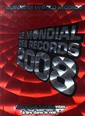Le mondial des records (édition 2008) - Intérieur - Format classique