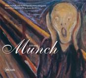 Meet edvard munch (version en norvegien) - Couverture - Format classique