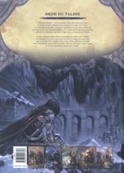 Nains T.2 ; Ordo du talion - 4ème de couverture - Format classique