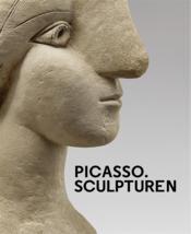 Picasso. sculpturen - Couverture - Format classique