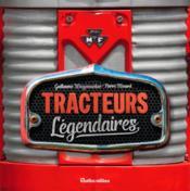 Tracteurs légendaires - Couverture - Format classique