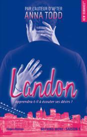 Landon - Tome 1 - Couverture - Format classique