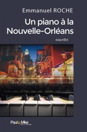 Un piano à la Nouvelle-Orléans - Couverture - Format classique