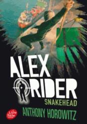 Alex Rider T.7 ; snakehead - Couverture - Format classique