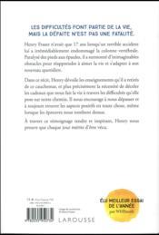 Les tout petits bonheurs - 4ème de couverture - Format classique