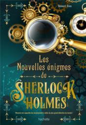 Les nouvelles énigmes de Sherlock Holmes - Couverture - Format classique