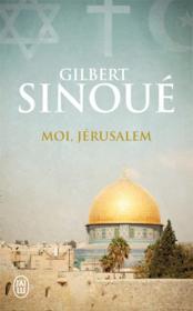 Moi, Jérusalem - Couverture - Format classique