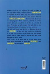 Petit Vampire T.3 ; le château sans thé - 4ème de couverture - Format classique
